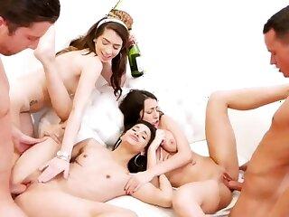 Teen watching queen crossroads hd New Years Threshold Party