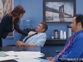 Fiery uncovered nomination MILF in crazy scenes of overtime eternal coition