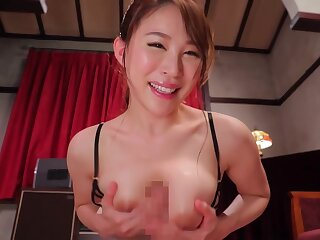 Asian Hot Breasty Babe Gangbang Instalment
