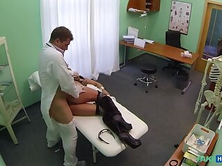 Horny Mature Unreserved Confesses Sexual Secret To Doctor