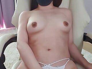 Asian Korean lustful vixen Webcam span
